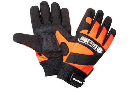 New professional chain-resistant gloves
