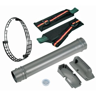 Conversion kit from mistblower to blower