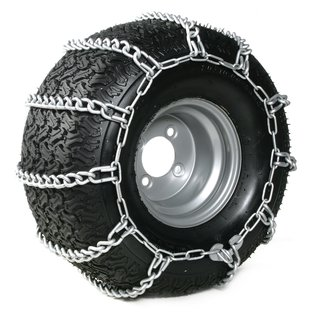 Snow chains for wheels