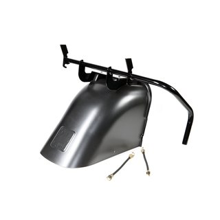 Rear deflector for 95, 105, 125 models