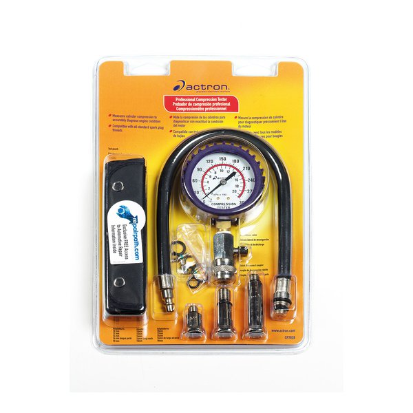 Compression gauge
