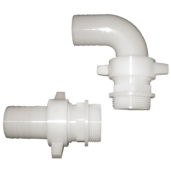 1'' 1/2 fittings kit