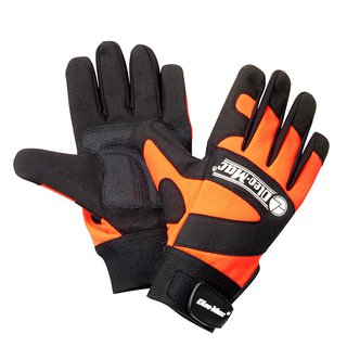 Chain resistant gloves