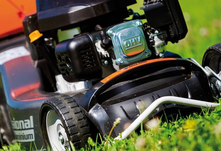 The right lawnmower for every lawn